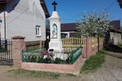 2018-04-22 Łęgonice Małe kapliczka nr2 (1)