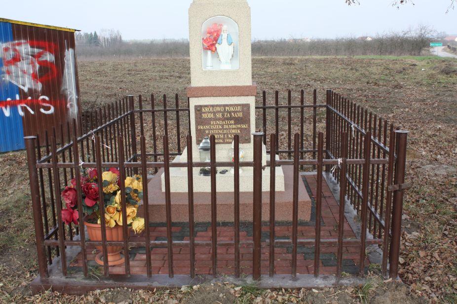 2019-02-15 Łęgonice Nowe kapliczka nr1 (13)