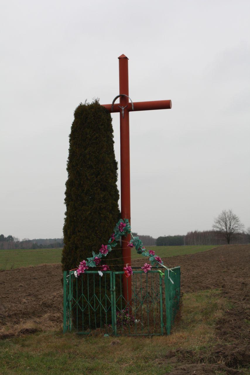 2018-12-23 Nowa Mała Wieś krzyż nr3 (3)