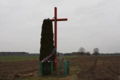 2018-12-23 Nowa Mała Wieś krzyż nr3 (2)