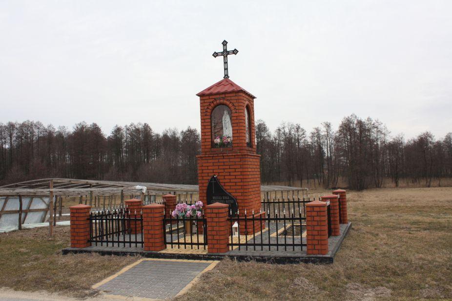 2019-02-24 Bobrowiec kapliczka nr1 (1)