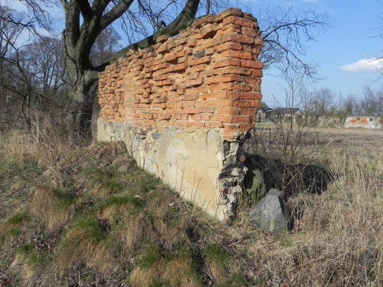 2018-04-08 Brzozówka - mur i piwnice (6)