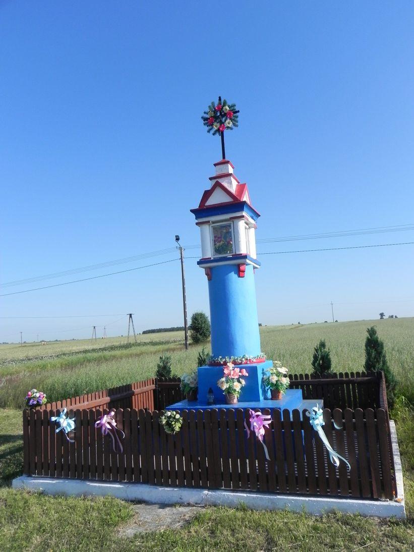 2011-06-26 Mała Wola kapliczka nr1 (1)