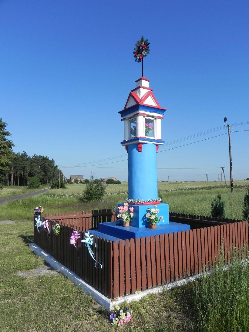 2011-06-26 Mała Wola kapliczka nr1 (2)