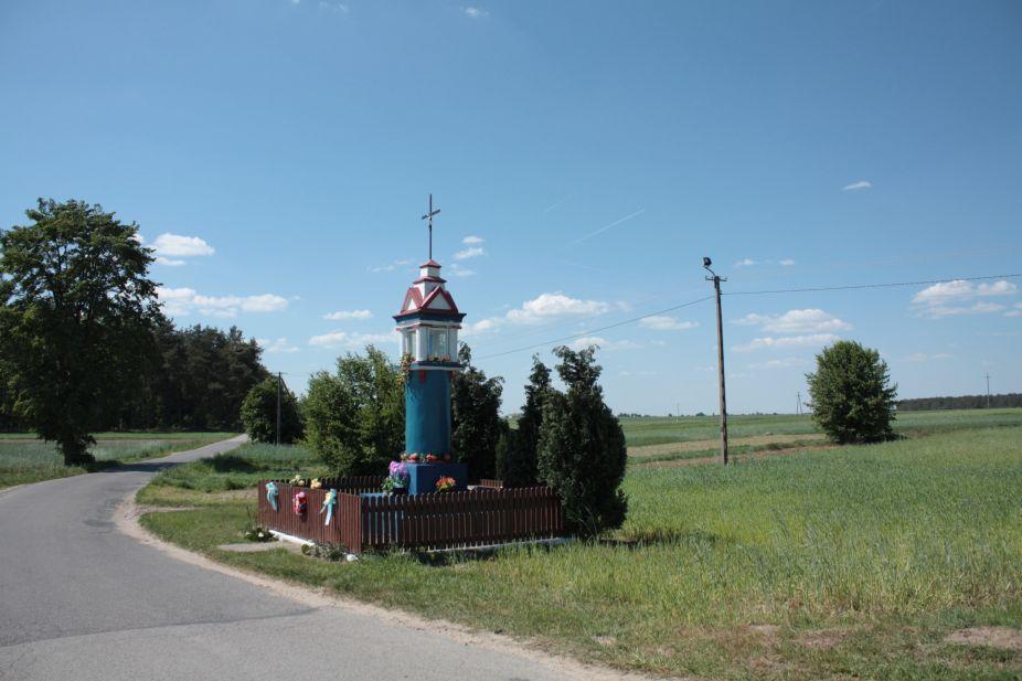 2018-05-13 Mała Wola kapliczka nr1 (1)