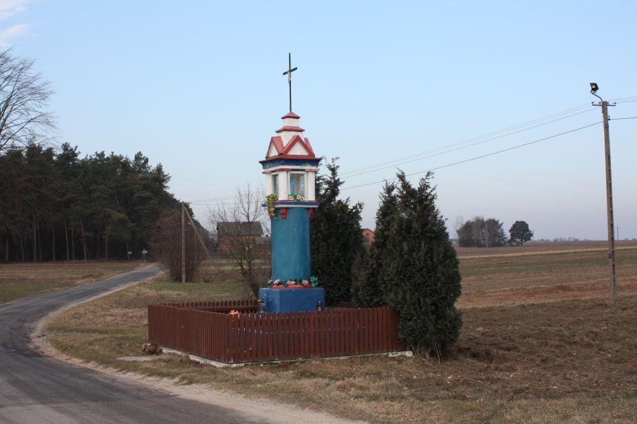 2019-02-28 Mała Wola kapliczka nr1 (1)