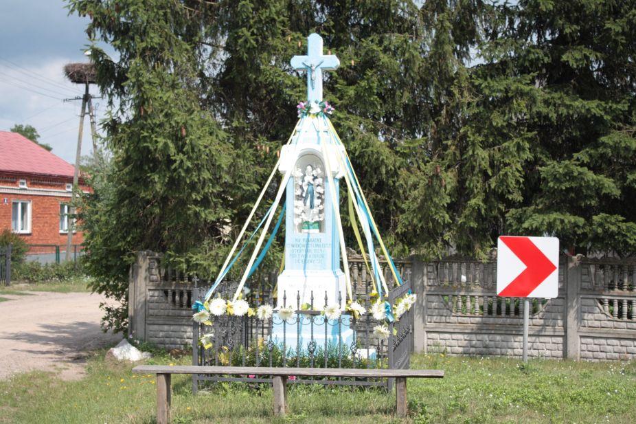 2018-07-15 Międzybórz kapliczka nr1 (1)