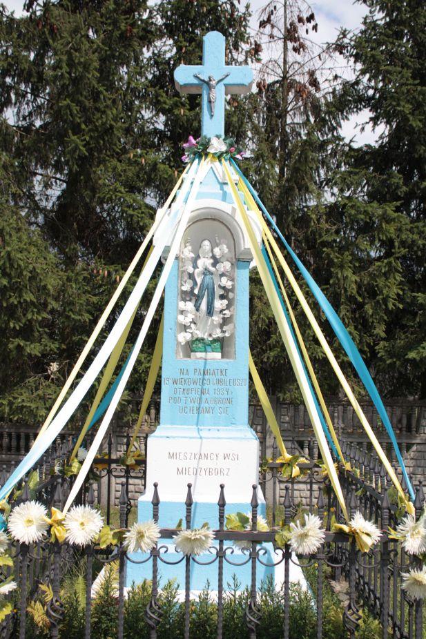 2018-07-15 Międzybórz kapliczka nr1 (6)