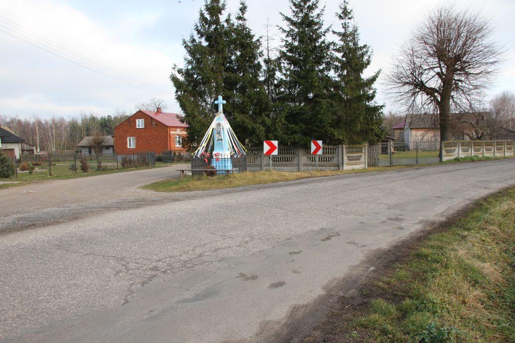2020-01-01 Międzybórz kapliczka nr1 (1)