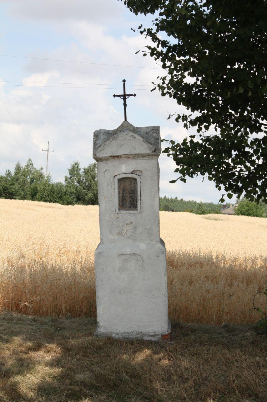 2018-08-07 Miłochniewice kapliczka nr1 (2)