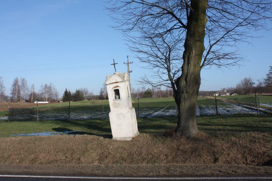 2019-02-10 Miłochniewice kapliczka nr1 (1)