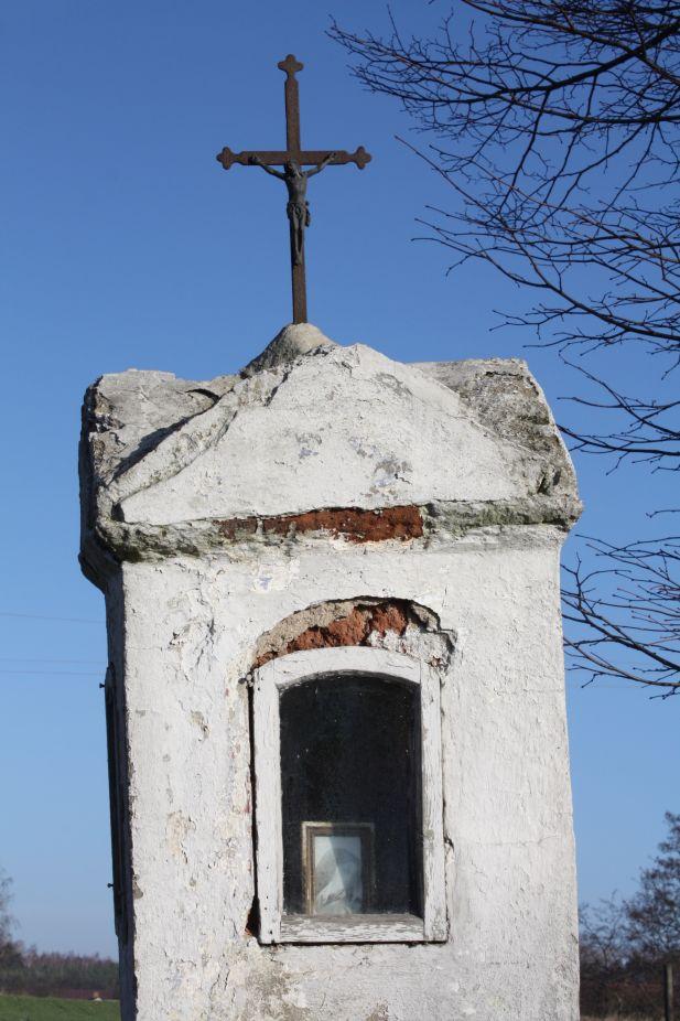 2019-02-10 Miłochniewice kapliczka nr1 (8)