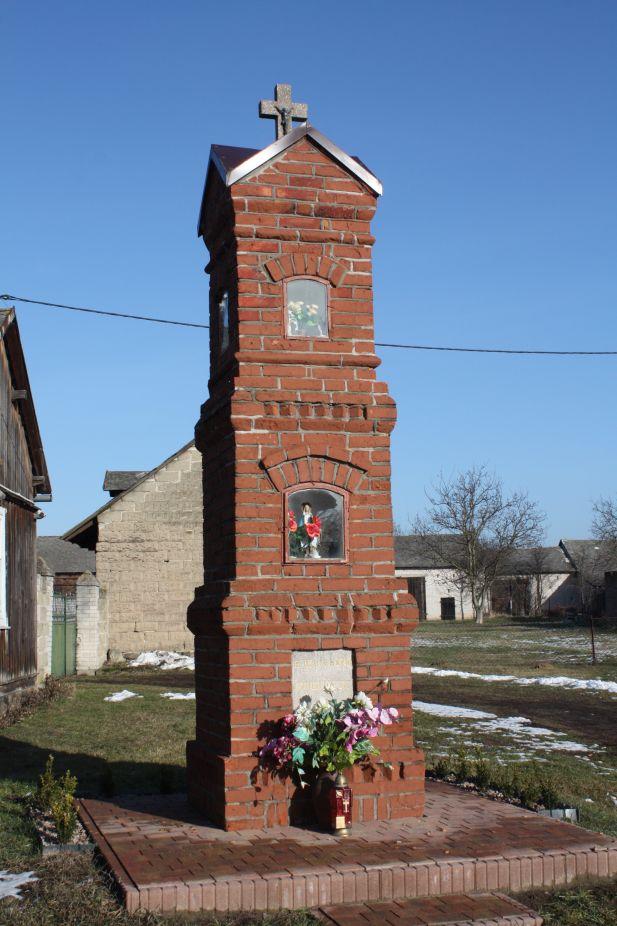 2019-02-10 Miłochniewice kapliczka nr2 (3)