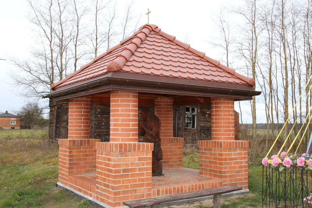 2019-12-15 Modrzewek kapliczka nr2 (3)
