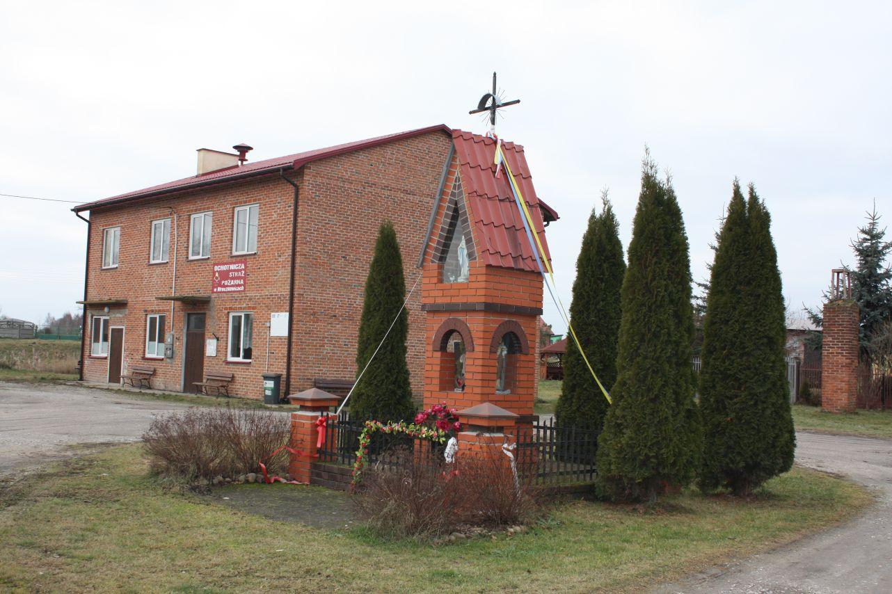 2018-12-23 Mroczkowice kapliczka nr1 (21)