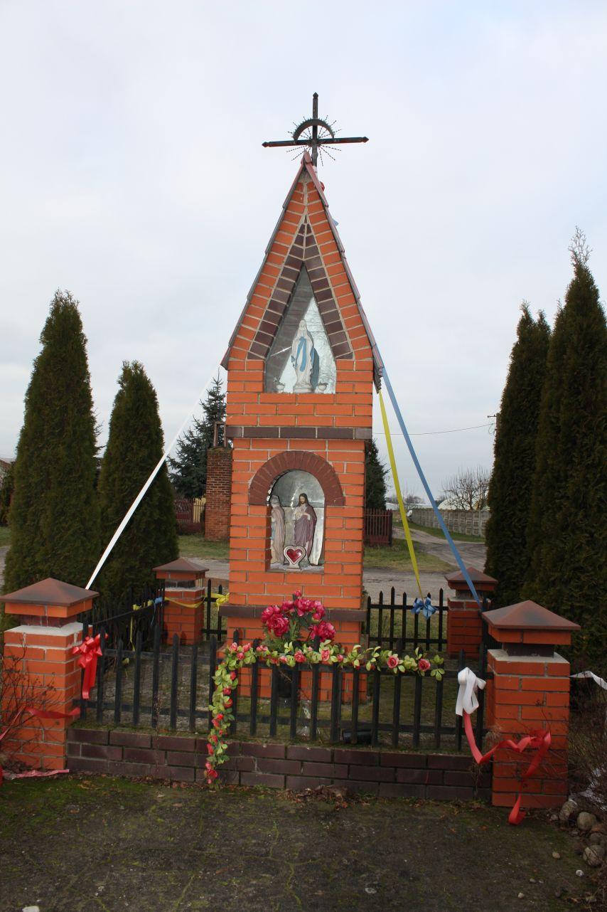 2018-12-23 Mroczkowice kapliczka nr1 (24)