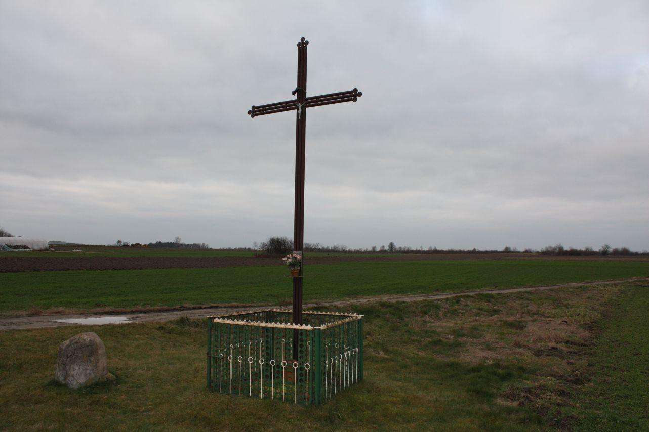 2018-12-23 Mroczkowice krzyż nr1 (1)