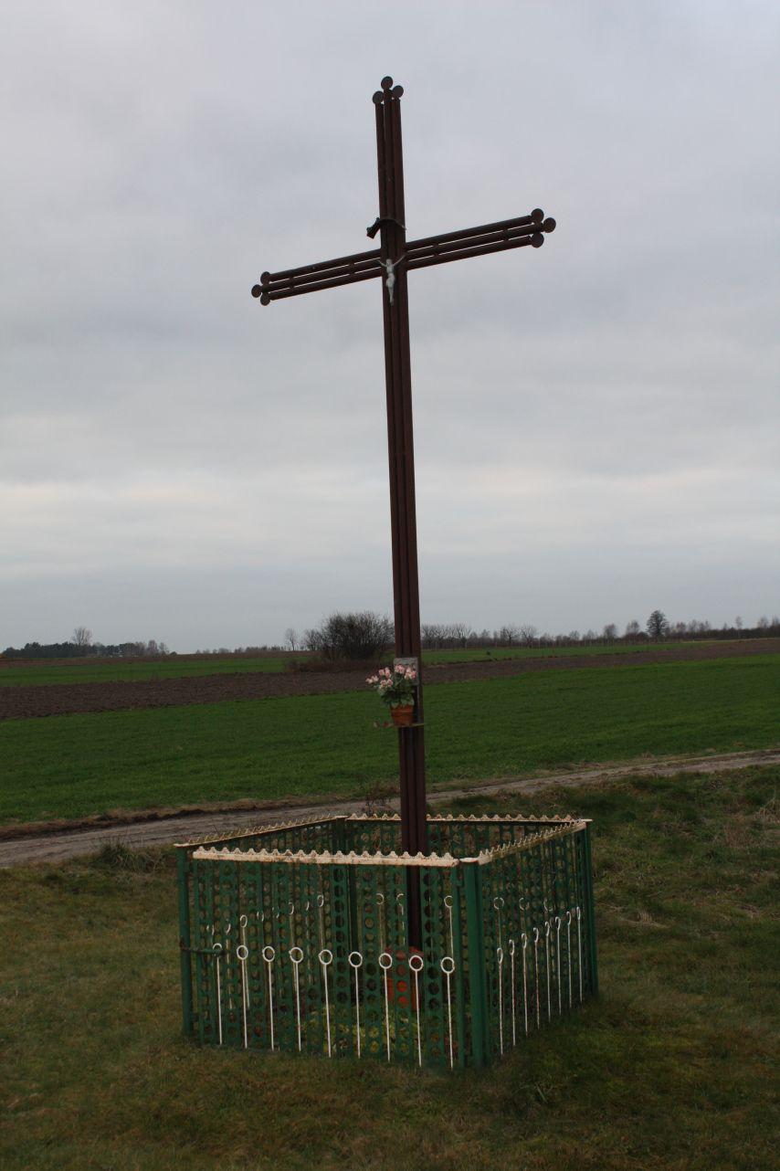 2018-12-23 Mroczkowice krzyż nr1 (2)