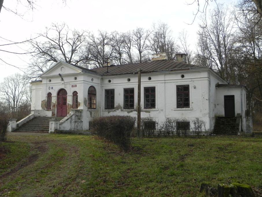 2013-12-26 Bujały - dworek (4)
