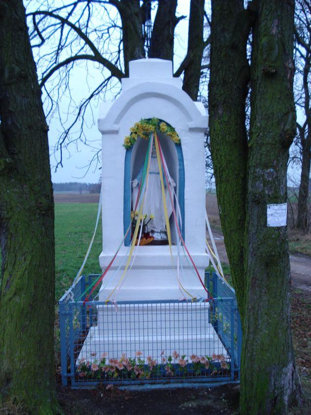 2007-01-14 Borysław kapliczka nr2 (1)