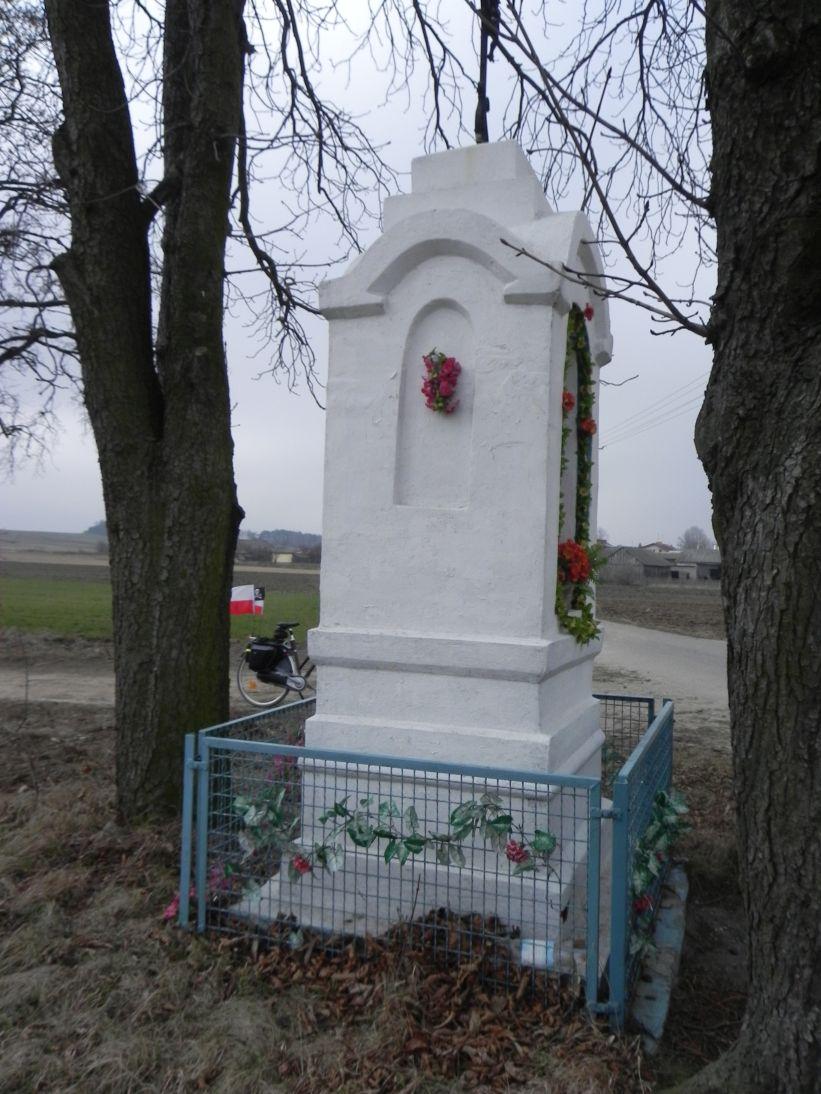 2012-03-25 Borysław kapliczka nr2 (6)