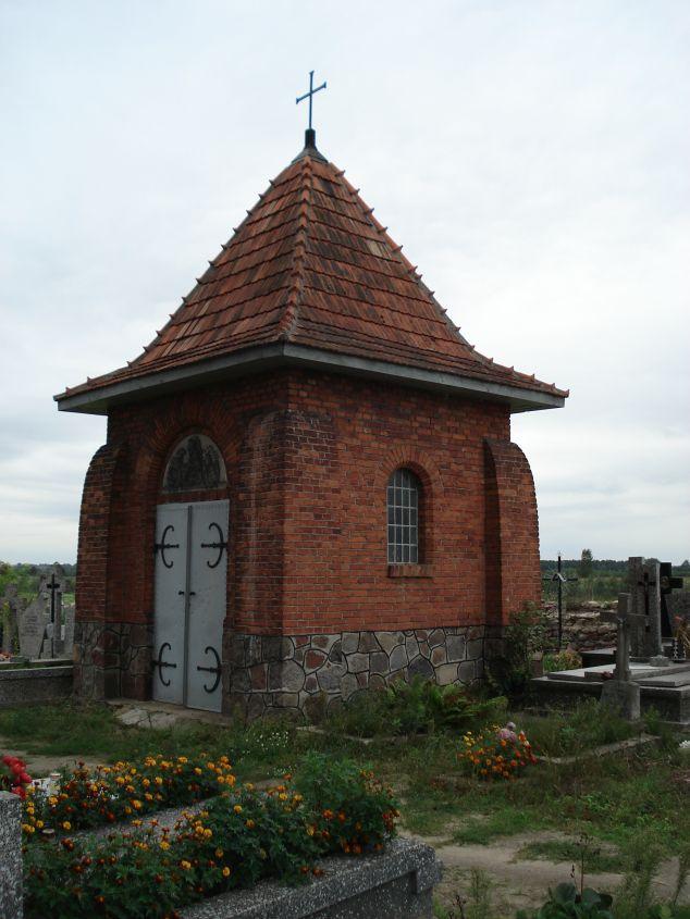 2006-09-06 Cielądz - cmentarz parafialny (3)