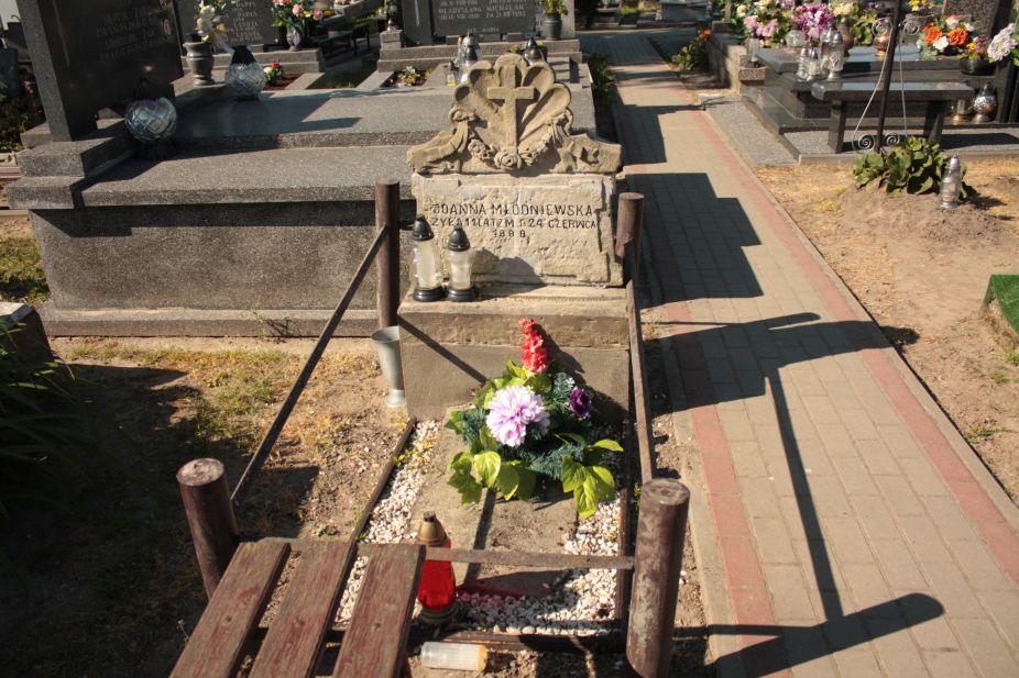 2018-05-06 Cielądz - cmentarz parafialny (14)