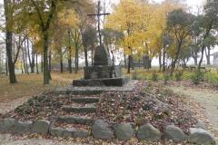 2011-10-30 Czerniewice - park (35)