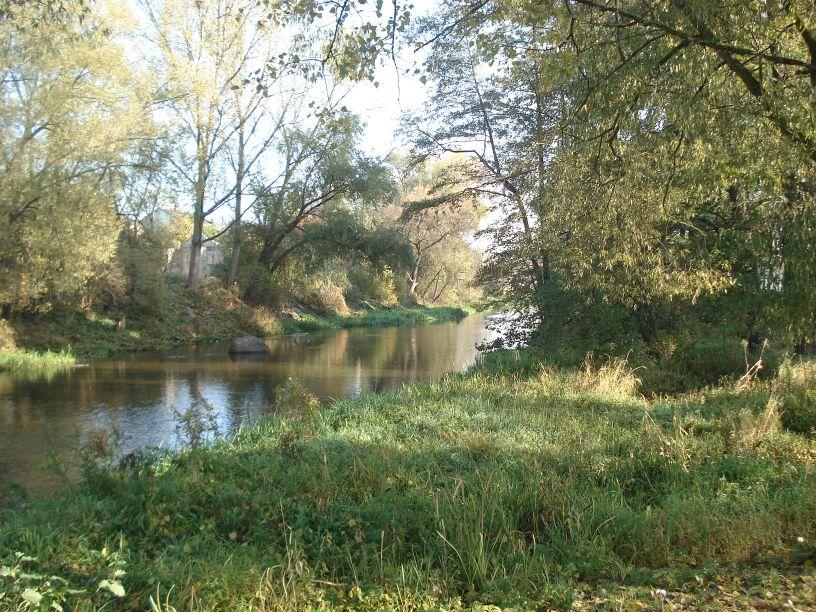 2007-10-21 Drzewica - ruiny zamku (17)