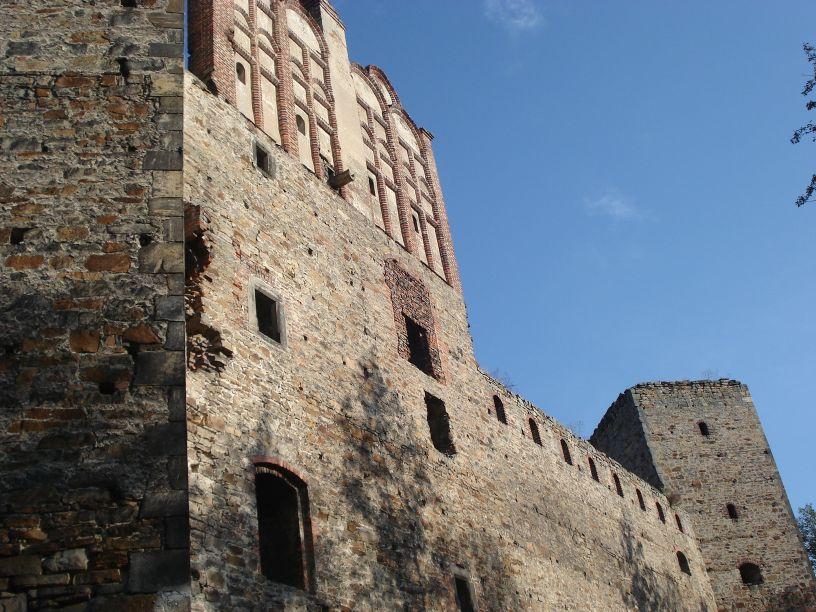 2007-10-21 Drzewica - ruiny zamku (19)