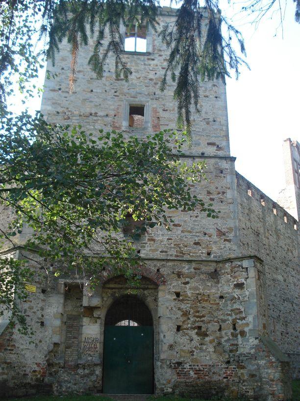 2007-10-21 Drzewica - ruiny zamku (22)