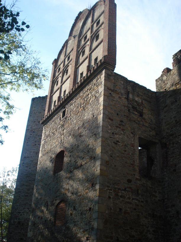 2007-10-21 Drzewica - ruiny zamku (26)
