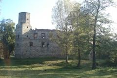 2007-10-21 Drzewica - ruiny zamku (13)