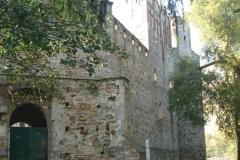 2007-10-21 Drzewica - ruiny zamku (23)