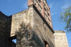 2007-10-21 Drzewica - ruiny zamku (30)