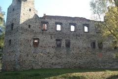 2007-10-21 Drzewica - ruiny zamku (34)