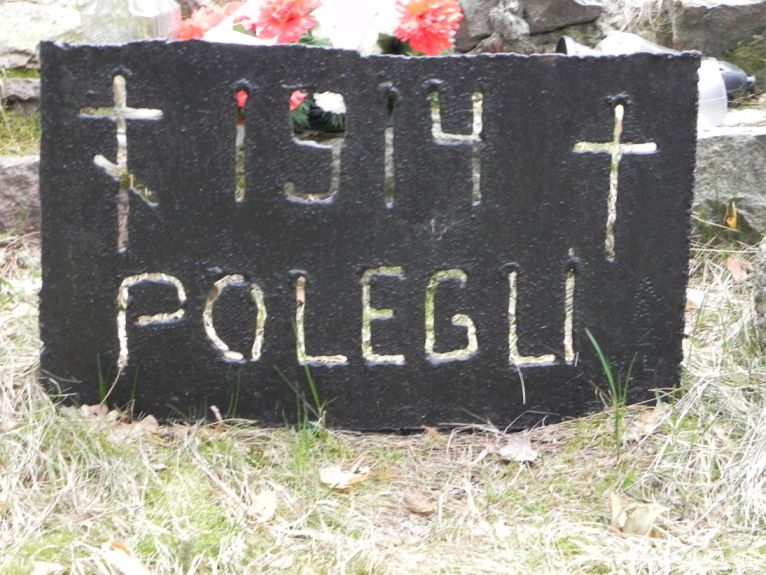 2011-04-17 Inowłódz - cm. z I wojny światowej (14)