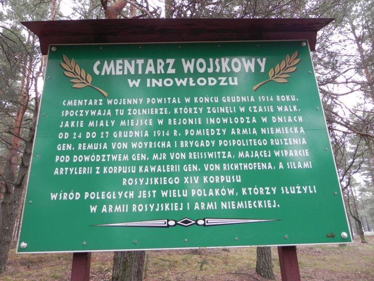 2011-04-17 Inowłódz - cm. z I wojny światowej (38)