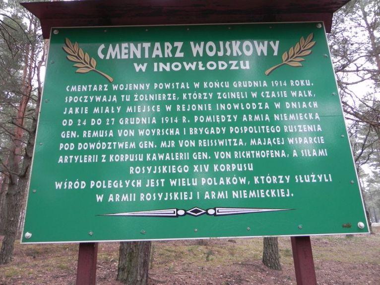 2011-04-17 Inowłódz - cm. z I wojny światowej (39)