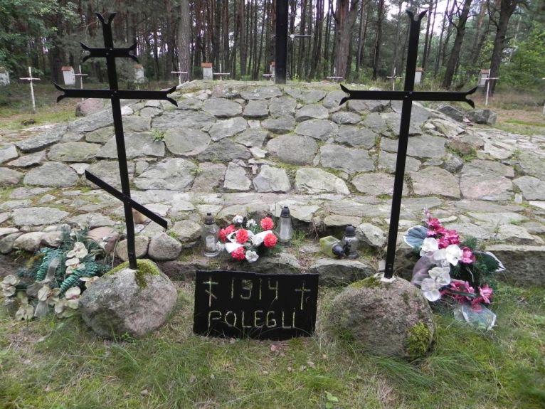 2011-07-26 Inowłódz - cm. z I wojny światowej (10)