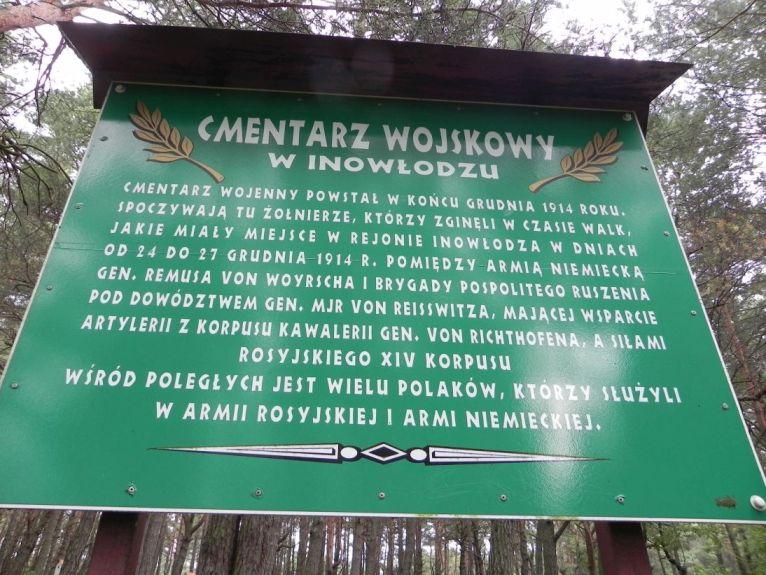 2011-07-26 Inowłódz - cm. z I wojny światowej (14)
