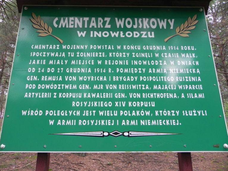 2011-07-26 Inowłódz - cm. z I wojny światowej (15)