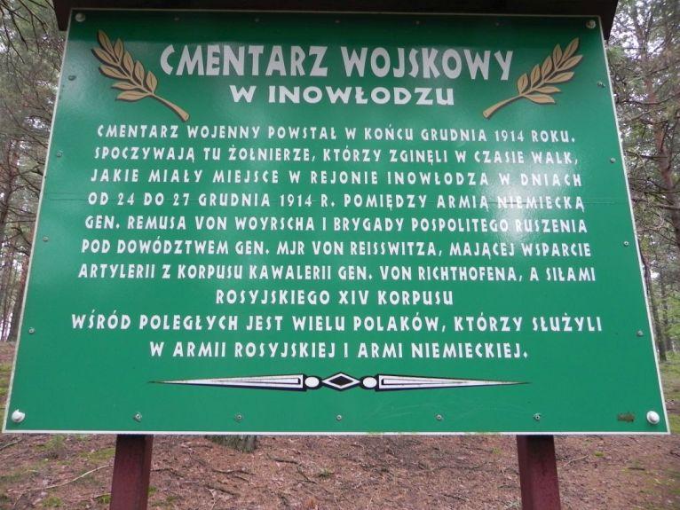 2011-07-26 Inowłódz - cm. z I wojny światowej (16)