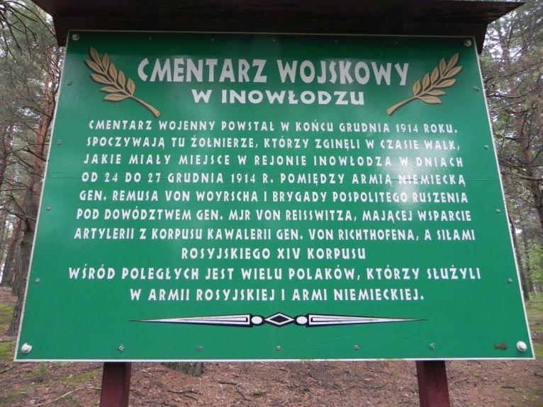 2011-07-26 Inowłódz - cm. z I wojny światowej (17)