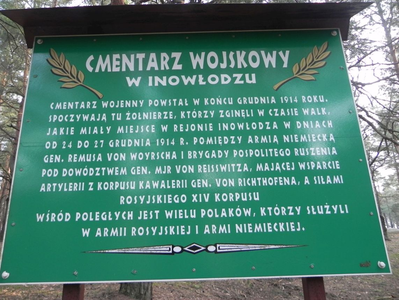 2014-04-10 Inowłódz - cm. z I wojny światowej (23)
