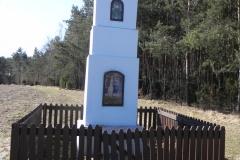 2012-04-09 Stanisławów - kapliczka nr1 (2)