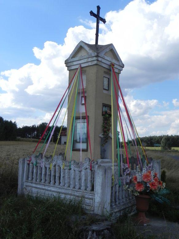 2013-08-14 Stanisławów Lipski kapliczka nr1 (3)