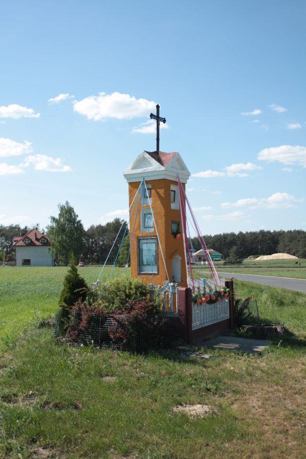 2018-05-13 Stanisławów Lipski kapliczka nr1 (1)