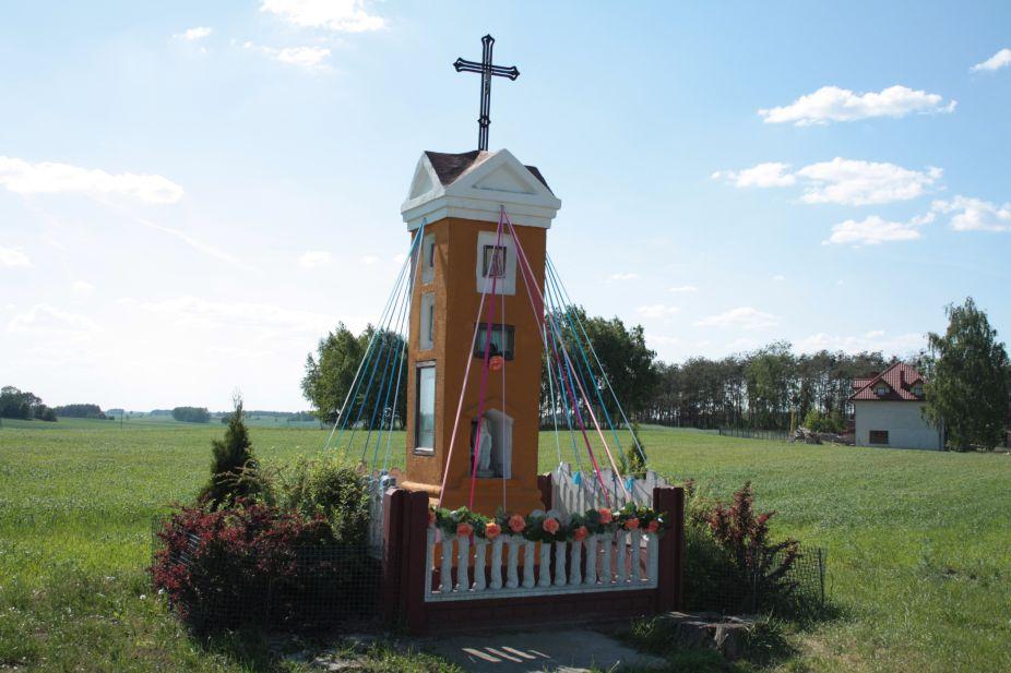 2018-05-13 Stanisławów Lipski kapliczka nr1 (3)