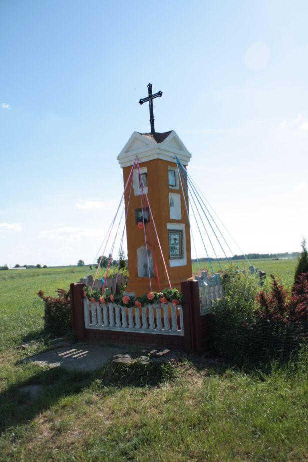 2018-05-13 Stanisławów Lipski kapliczka nr1 (7)